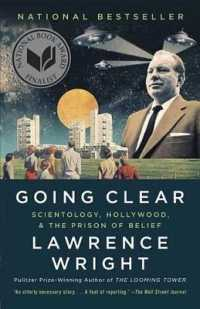 Link to an enlarged image of Going Clear : Scientology, Hollywood, and the Prison of Belief
