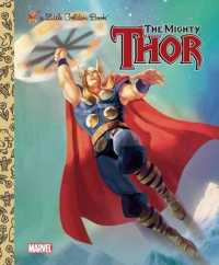 Link to an enlarged image of The Mighty Thor (Little Golden Books)