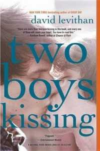 Link to an enlarged image of Two Boys Kissing (Reprint)
