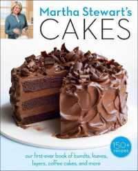 Link to an enlarged image of Martha Stewart's Cakes : our first-ever book of bundts, loaves, layers, coffee cakes, and more