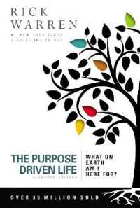 Link to an enlarged image of The Purpose Driven Life : What on Earth Am I Here For? (The Purpose Driven Life) (Expanded)