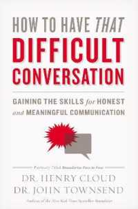Link to an enlarged image of How to Have That Difficult Conversation
