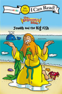 Link to an enlarged image of Jonah and the Big Fish (Zonderkidz I Can Read)