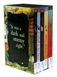 Link to an enlarged image of The Wrinkle in Time Quintet (5-Volume Set) (SLP)