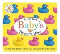 Link to an enlarged image of Baby's Treasure Hunt (BRDBK)