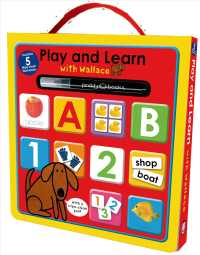 Link to an enlarged image of Play and Learn with Wallace (5-Volume Set) (BOX NOV WK)