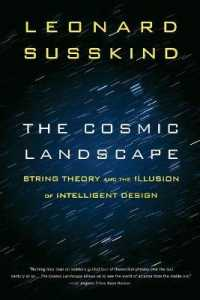 Link to an enlarged image of The Cosmic Landscape : String Theory and the Illusion of Intelligent Design (Reprint)