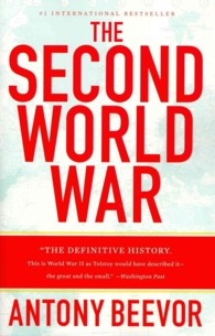 Link to an enlarged image of The Second World War (Reprint)