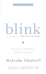 Link to an enlarged image of Blink : The Power of Thinking without Thinking (OME A-format) (Export ed.)