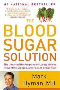 Link to an enlarged image of The Blood Sugar Solution : The UltraHealthy Program for Losing Weight, Preventing Disease, and Feeling Great Now! (Reprint)