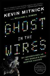 Link to an enlarged image of Ghost in the Wires : My Adventures as the World's Most Wanted Hacker (OME A-FORMAT)