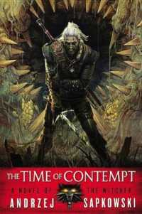 Link to an enlarged image of The Time of Contempt (The Witcher)