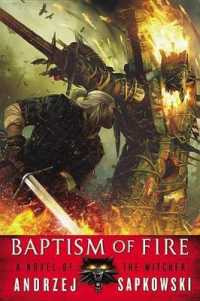 Link to an enlarged image of Baptism of Fire (The Witcher)