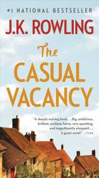 Link to an enlarged image of The Casual Vacancy