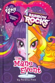 Link to an enlarged image of The Mane Event : Rainbow Rocks (My Little Pony Equestria Girls)