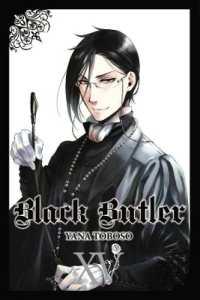 Link to an enlarged image of Black Butler 15 (Black Butler)