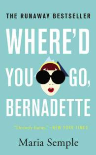 Link to an enlarged image of Where'd You Go, Bernadette (Special)