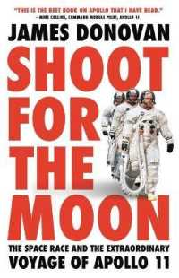Link to an enlarged image of Shoot for the Moon : The Space Race and the Extraordinary Voyage of Apollo 11