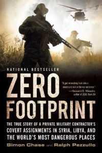 Zero Footprint : The True Story of a Pri... by Chase, Simon Pezzullo, Ralph
