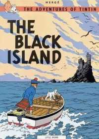 Link to an enlarged image of The Black Island (Adventures of Tintin)