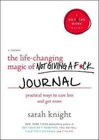 Link to an enlarged image of The Life-Changing Magic of Not Giving a F*ck Journal : Practical Ways to Care Less and Get More (A No F*cks Given Guide) (JOU)