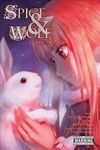 Link to an enlarged image of Spice & Wolf 14 (Spice and Wolf)