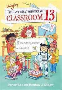 Books Kinokuniya: The Unlucky Lottery Winners of Classroom