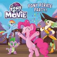 Link to an enlarged image of Pirate Pony Party! (My Little Pony)
