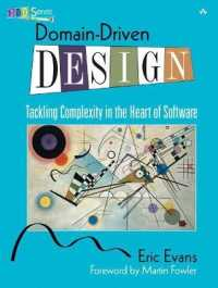 Link to an enlarged image of Domain-Driven Design : Tackling Complexity in the Heart of Software