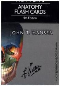 Books Kinokuniya Netter S Anatomy Flash Cards Netter Basic Science