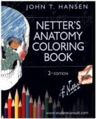 9780323187985 - Netters Anatomy Coloring Book