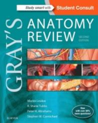 Link to an enlarged image of Gray's Anatomy Review (Grays Anatomy Review) (2nd CSM Paperback + )