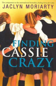 Link to an enlarged image of Finding Cassie Crazy
