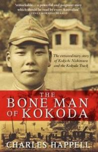 Link to an enlarged image of The Bone Man of Kokoda