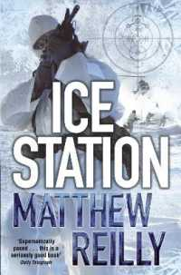 Link to an enlarged image of Ice Station (The Scarecrow series) -- Paperback / softback