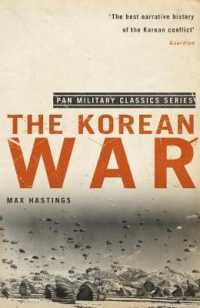 Link to an enlarged image of The Korean War