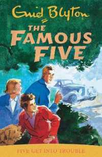 Link to an enlarged image of Five Get Into Trouble: Book 8 (Famous Five)