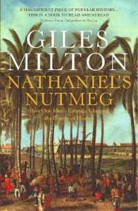 Link to an enlarged image of Nathaniel's Nutmeg: How One Man's Courage Changed the Course of History