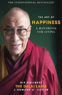 Link to an enlarged image of The Art of Happiness: A Handbook for Living