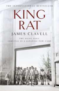 Link to an enlarged image of King Rat: The Fourth Novel of the Asian Saga (The Asian Saga)