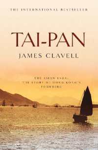 Link to an enlarged image of Tai-Pan: The Second Novel of the Asian Saga (The Asian Saga)