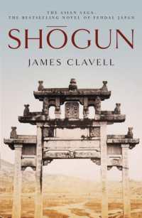 Link to an enlarged image of Shogun: The First Novel of the Asian saga (The Asian Saga)