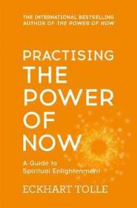 Link to an enlarged image of Practising the Power of Now : Meditations, Exercises and Core Teachings from the Power of Now (The Power of Now) -- Paperback / softback