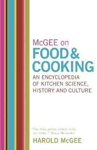 Link to an enlarged image of McGee on Food and Cooking: An Encyclopedia of Kitchen Science, History and Culture