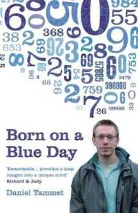 Link to an enlarged image of Born on a Blue Day -- Paperback / softback