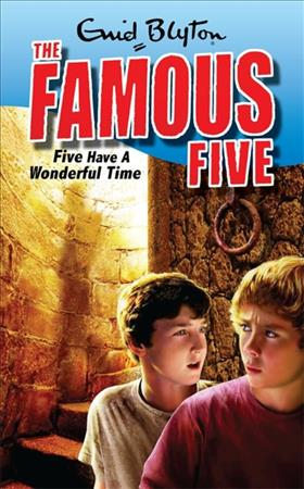 Link to an enlarged image of Famous Five: Five Have A Wonderful Time: Book 11 (Famous Five)