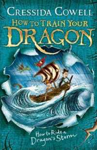 Link to an enlarged image of How to Train Your Dragon: How to Ride a Dragon's Storm : Book 7 (How to Train Your Dragon) -- Paperback / softback