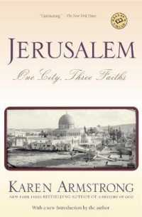 Link to an enlarged image of Jerusalem : One City, Three Faiths (Reprint)
