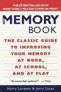 Link to an enlarged image of The Memory Book (Reissue)