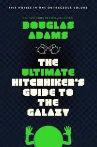 Link to an enlarged image of The Ultimate Hitchhiker's Guide to the Galaxy